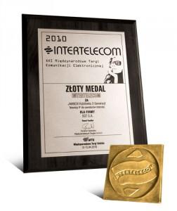 jambox-medal-intertelecom2010