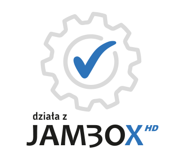 Działa z Jambox